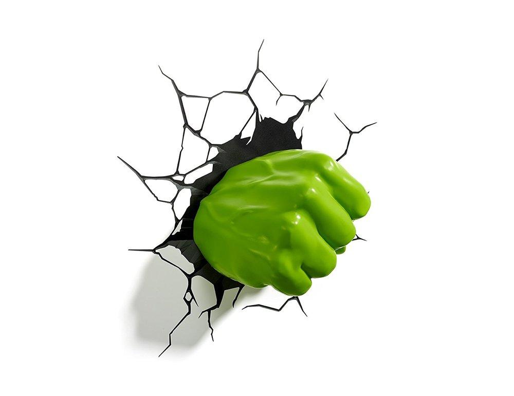 Hulk fist light