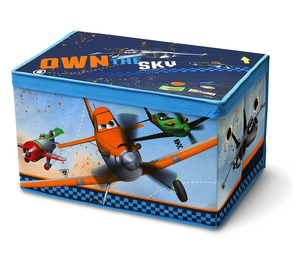 Disney planes toy box