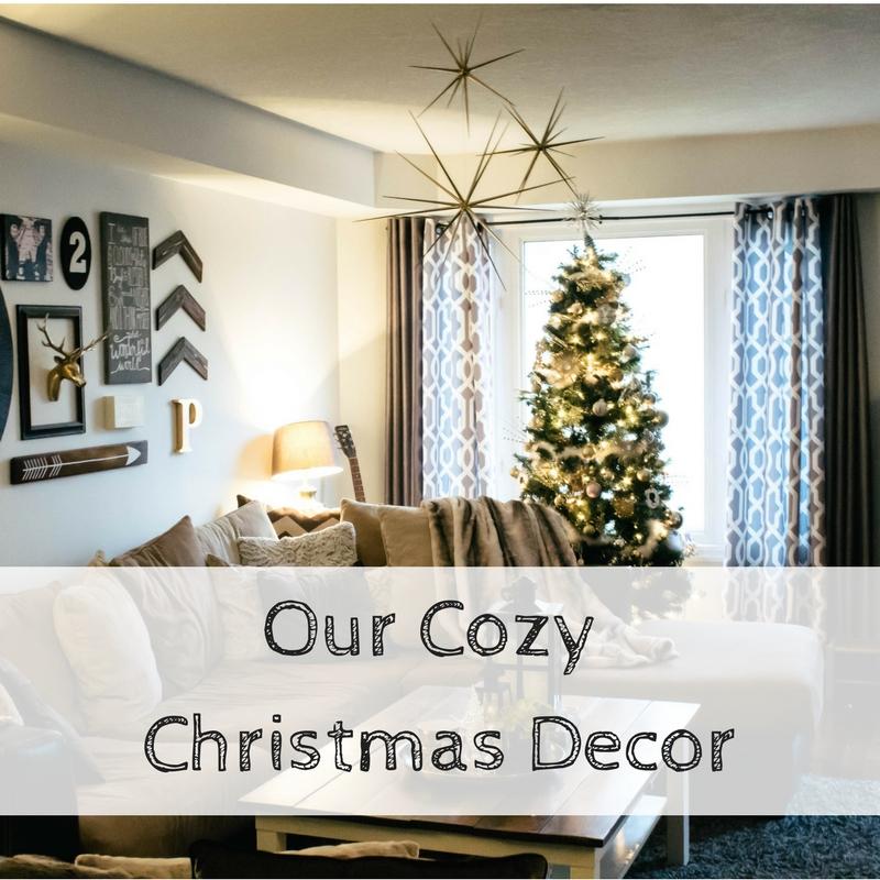 our cozy rustic christmas decor alphadorable custom nursery art and decor - Cozy Christmas Decor