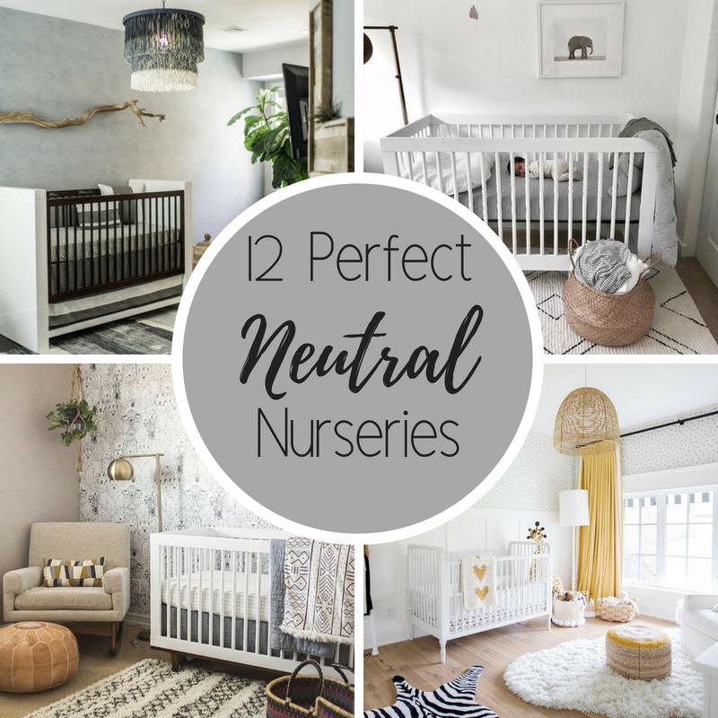 12 perfect gender neutral nurseries
