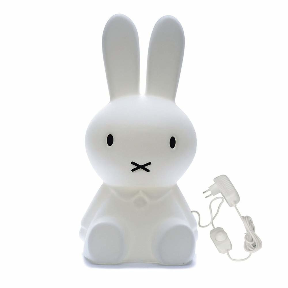Miffy the bunny table lamp