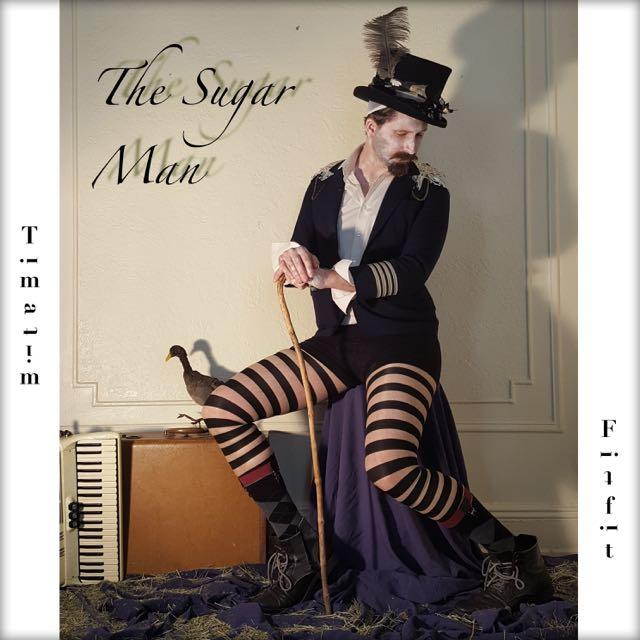 Album Cover - The Sugar Man