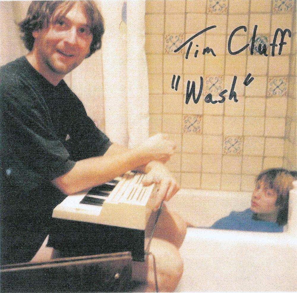 """Wash"" Album Artwork 2005; Photo by Benjamin Ripley (www.benripley.net)"