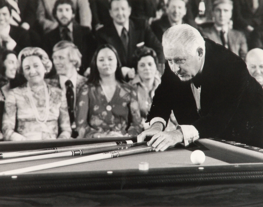 LiveAuctionTalkcom Willie Mosconi Billiard Master - Mosconi pool table