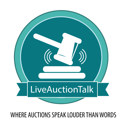LIVE AUCTION TALK - Where Auctions Speak Louder Than Words