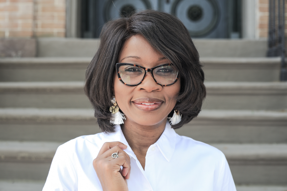 Meet the Founder of TOFi™ International - Tamla Oates-Forney is the Founder and CEO of TOFi™ International. Read More