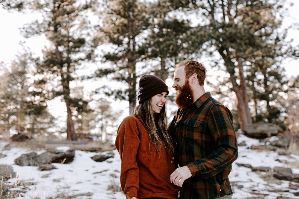 Heather & Joshua Colorado Couples Engagement Mountain Outdoor Session-46.jpg
