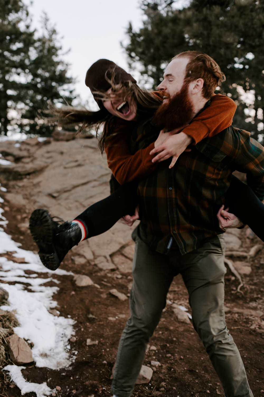 Heather & Joshua Colorado Couples Engagement Mountain Outdoor Session-59.jpg