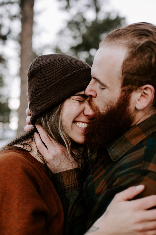 Heather & Joshua Colorado Couples Engagement Mountain Outdoor Session-64.jpg