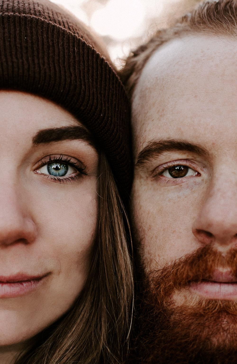 Heather & Joshua Colorado Couples Engagement Mountain Outdoor Session-78.jpg