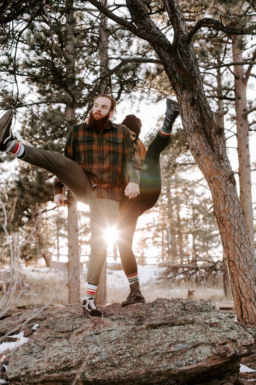 Heather & Joshua Colorado Couples Engagement Mountain Outdoor Session-97.jpg