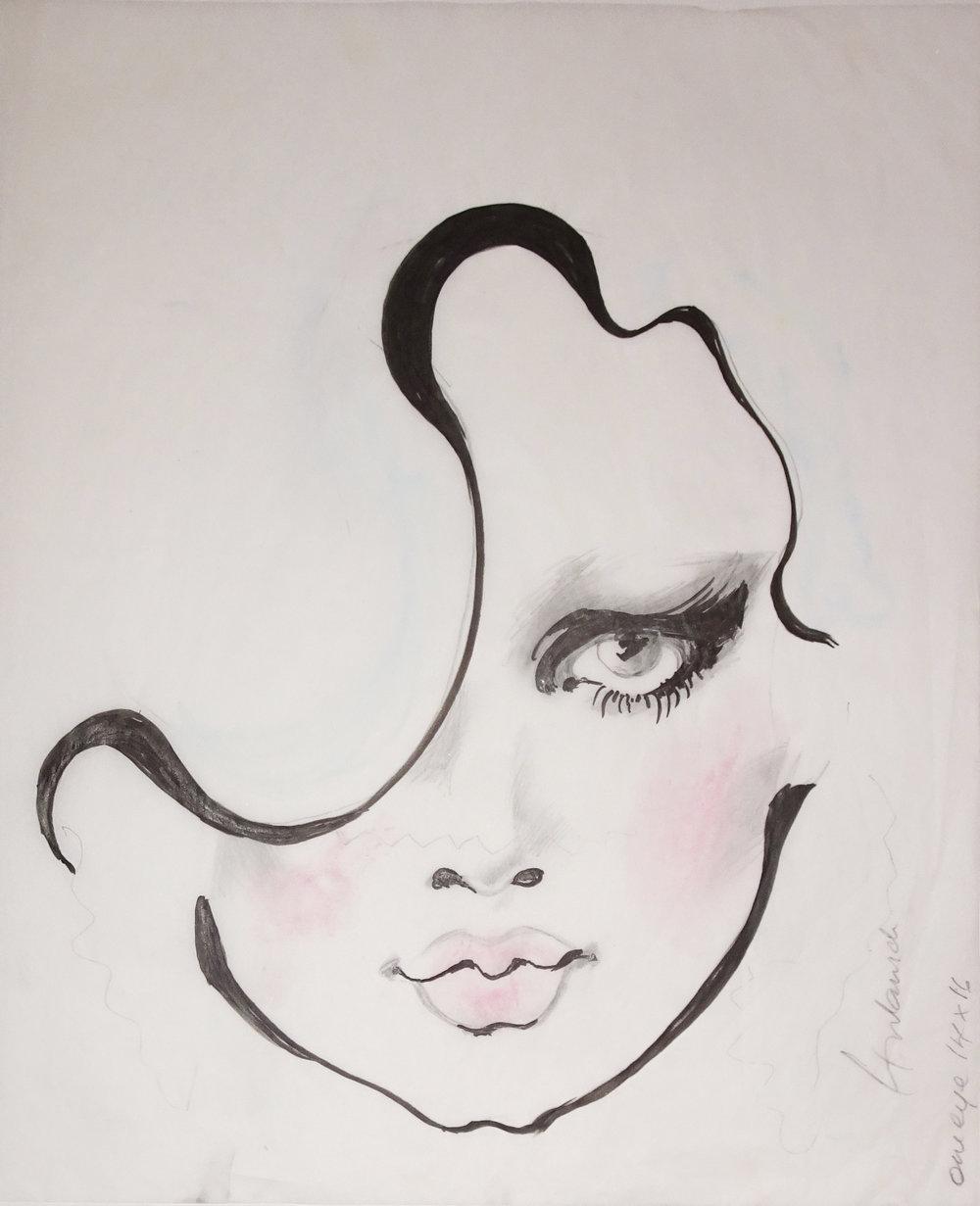 One Eye by Barbara Hulanicki