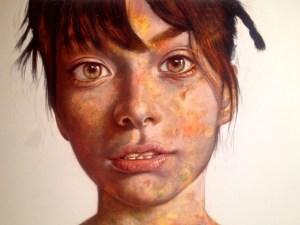 """""""Sophia"""" by Darian Rodriguez Mederos SOLD"""