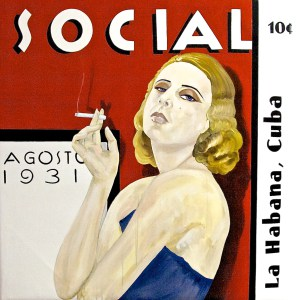 """SOCIAL : Lempicka"" by Andres Conde"