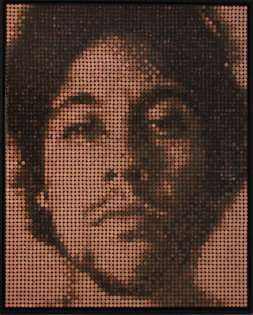 """Self Portrait 2017"" Darian Rodriguez Mederos, Cuba"