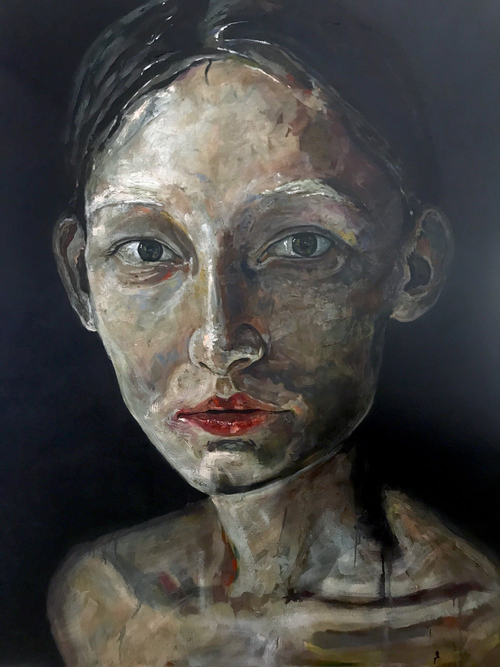 Retrato de La Niña | Raiman Rodriguez Moya  More info...