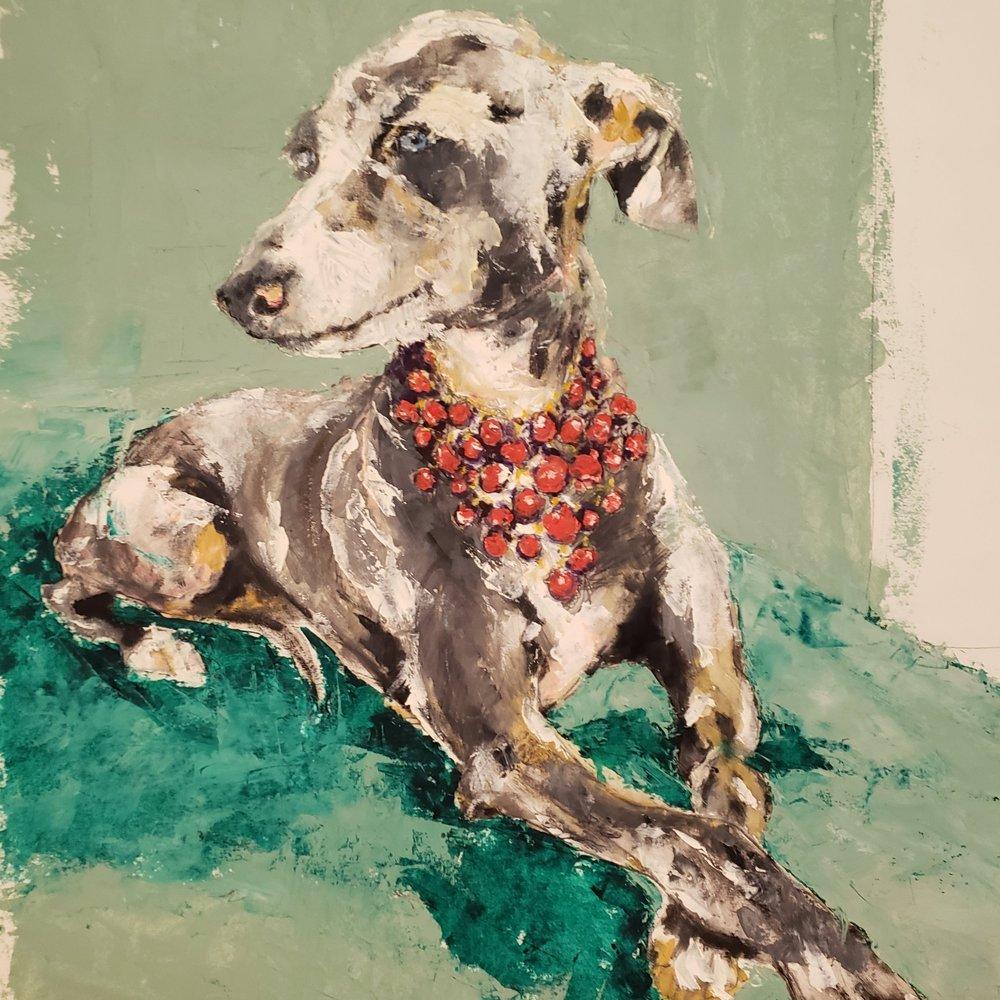 Greyhound, 2018