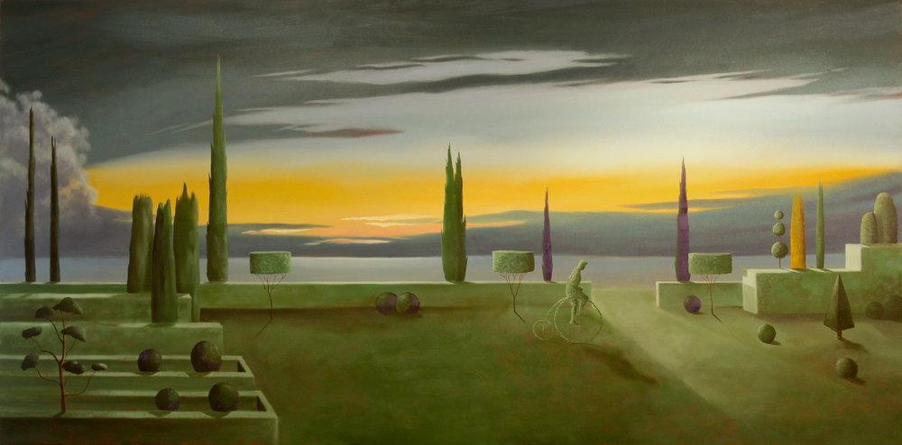 Twilight Sunset, 2016