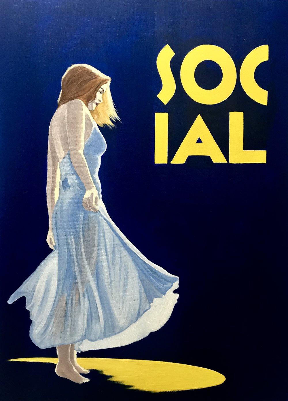 SOCIAL : Luz Concentrada, 2019