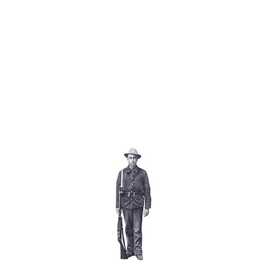 American War Soldier