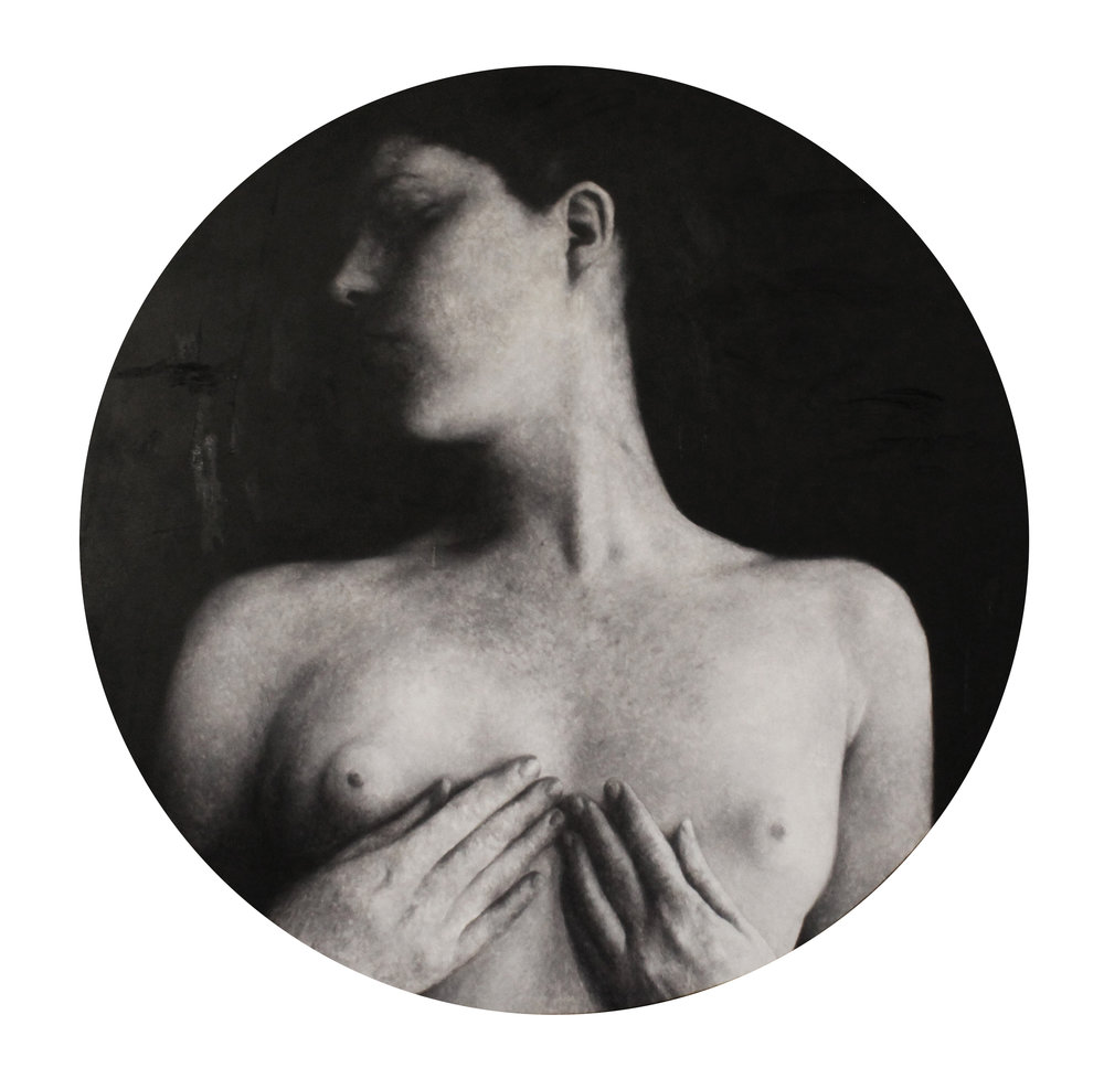 From the Series Cuerpos Celestes, ca. 2018