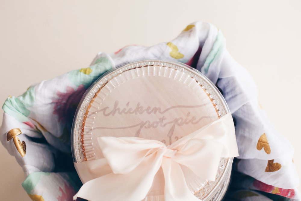 Thoughtful Gift Idea for New Mom // Sarah Lampley Blog