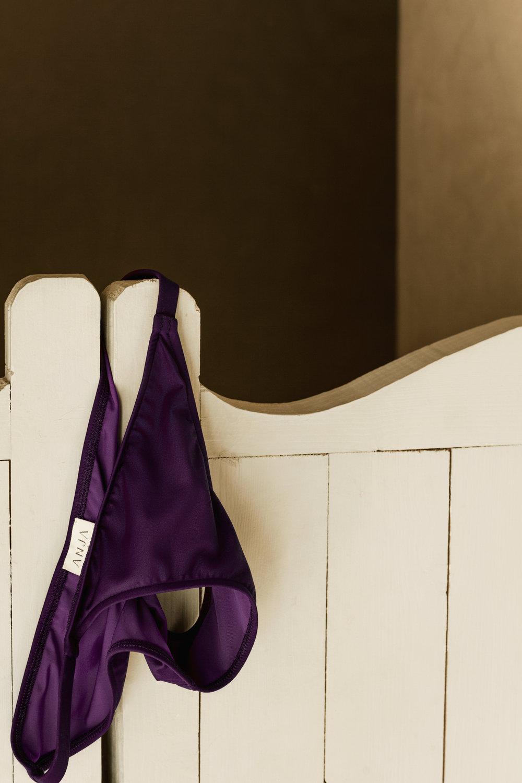 Minimalist ANJA swimwear