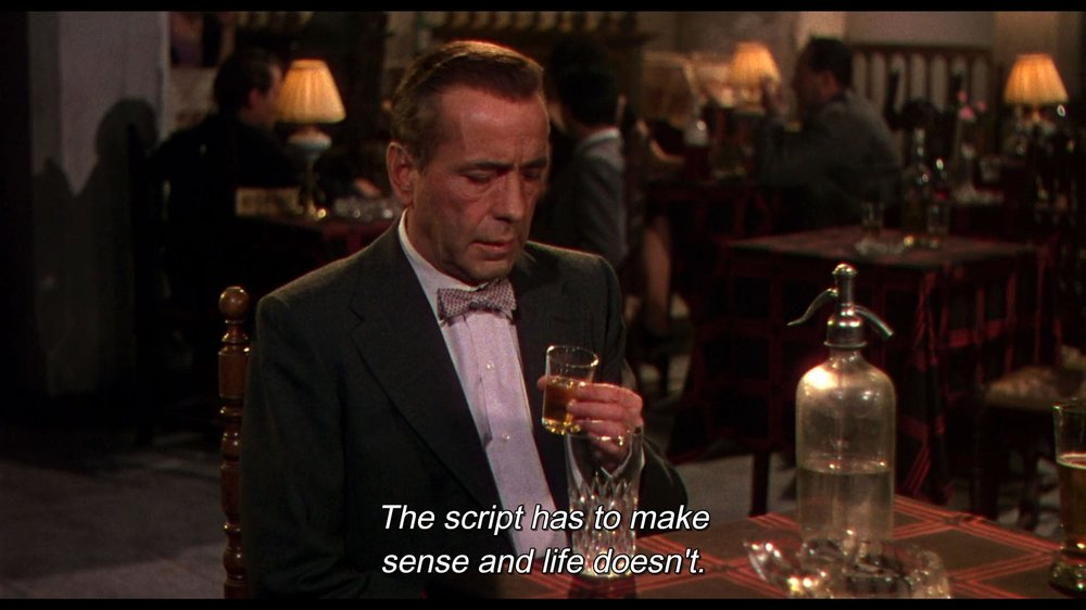 The Barefoot Contessa /Scenarij:  Joseph L. Mankiewicz (1954.)