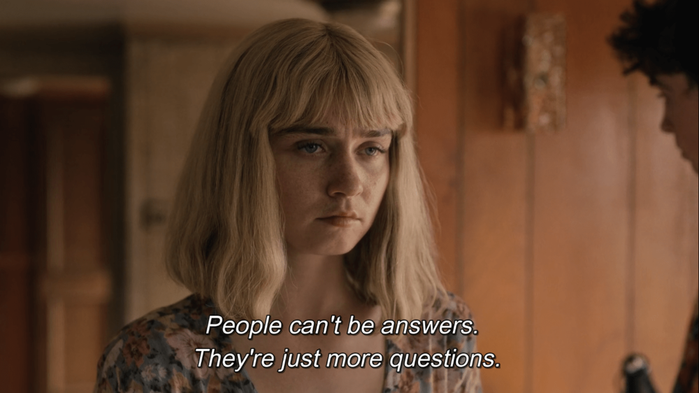 THE END OF THE F***ING WORLD -
