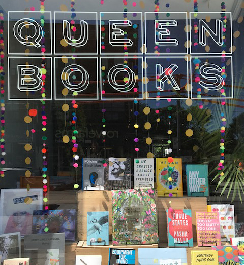Queen Books, Toronto. EARN IT!'S birthplace!