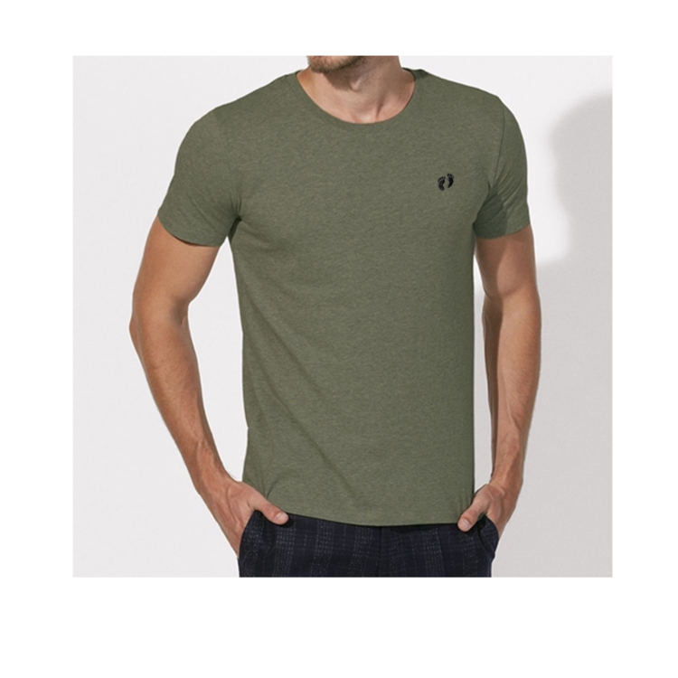 ae4ac8af9 Hang Ten Icon Tee / Green Heather