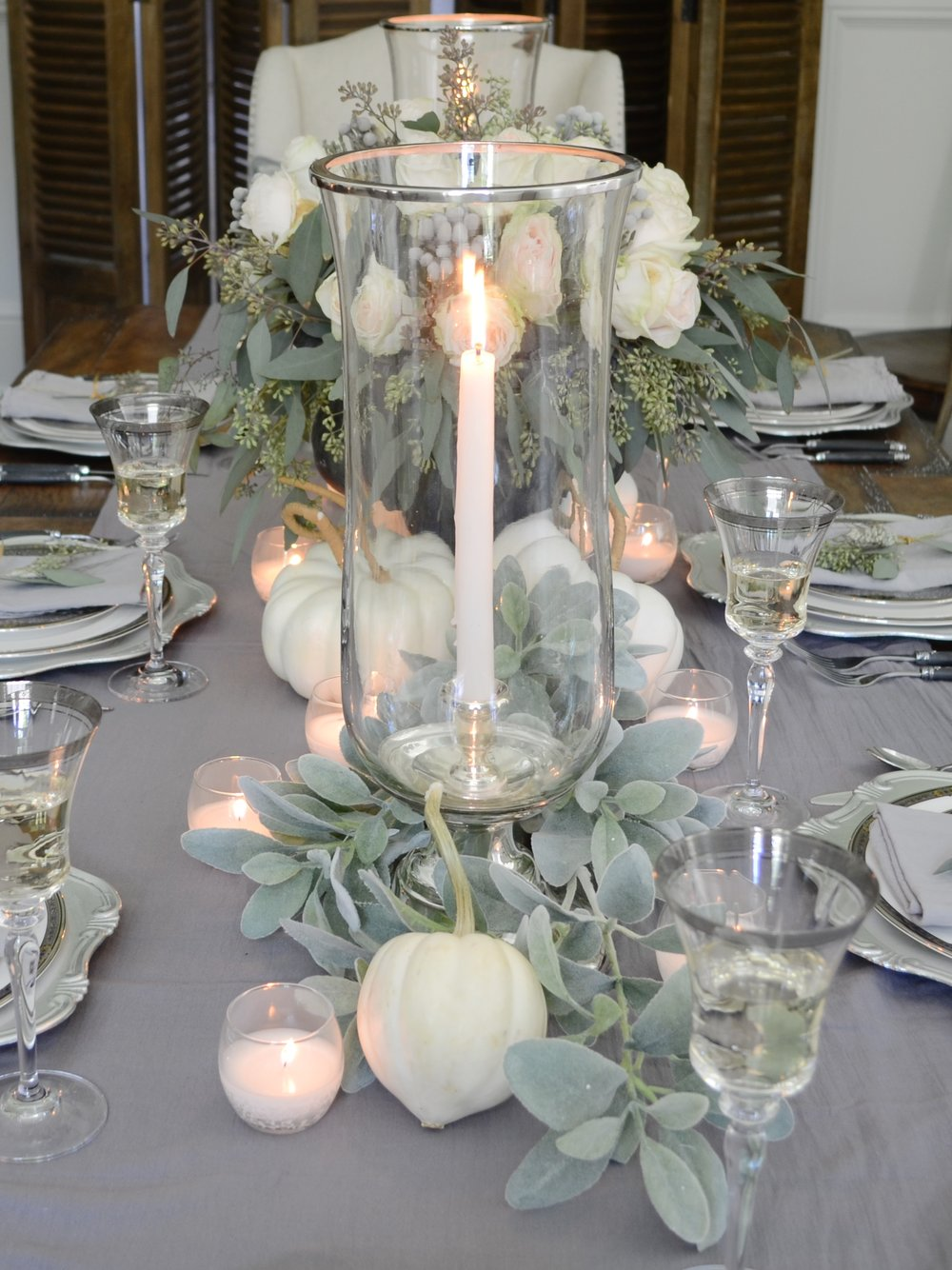 Thanksgiving Table Design