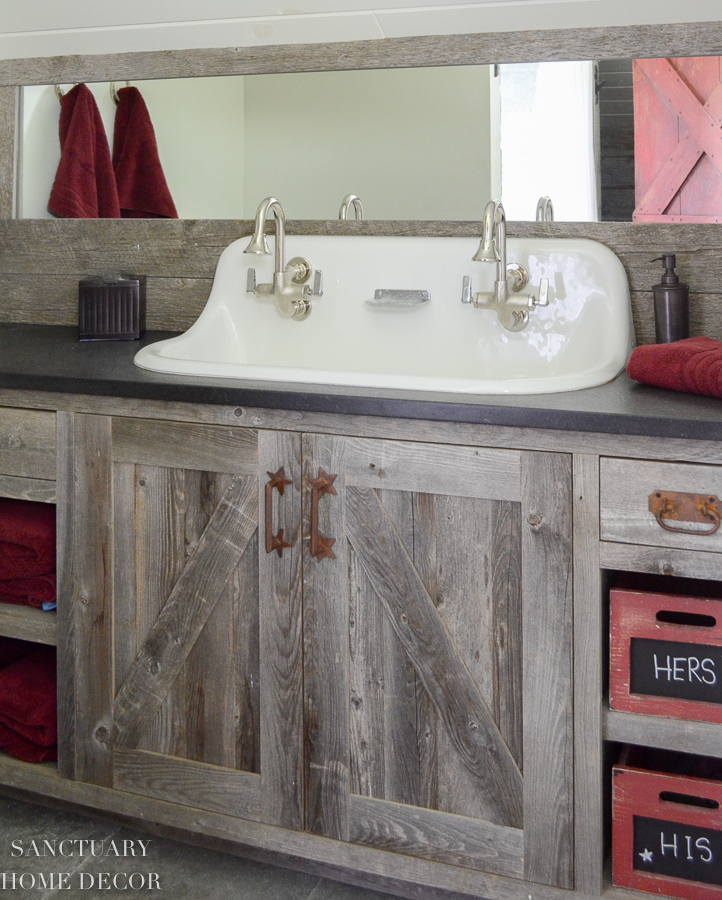 Kids-Bathroom-Reclaimed-Wood-Western-Theme