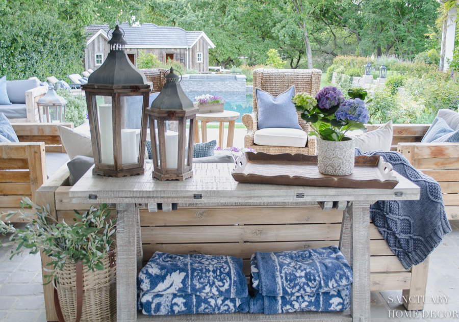 Easy Decorating Ideas For Patio