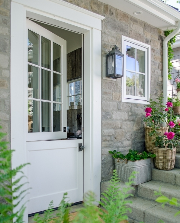 Cottage Dutch Door