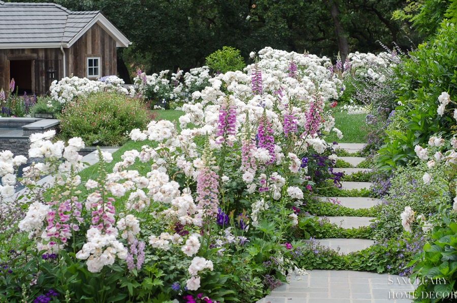 Incroyable How To Plant An English Garden 3