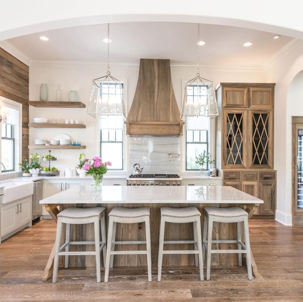 15 Most Beautiful Kitchens On Pinterest @oldseagrovehomes