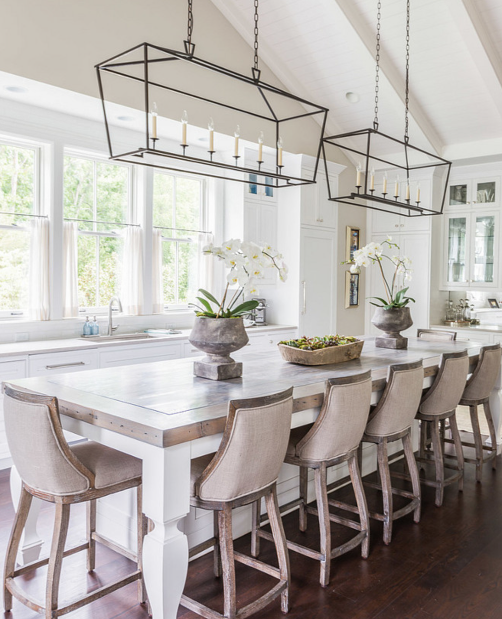 15 Most Beautiful Kitchens on Pinterest-Castle Homes