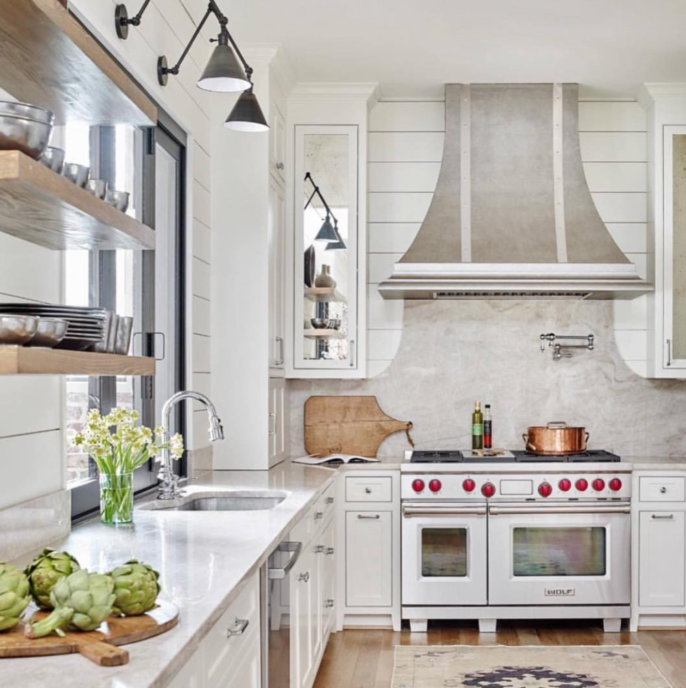 15 Most Beautiful Kitchens on Pinterest-Davenport Designs