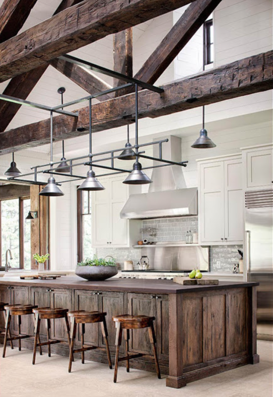 15 Most Beautiful Kitchens on Pinterest-Blair Burton-Design