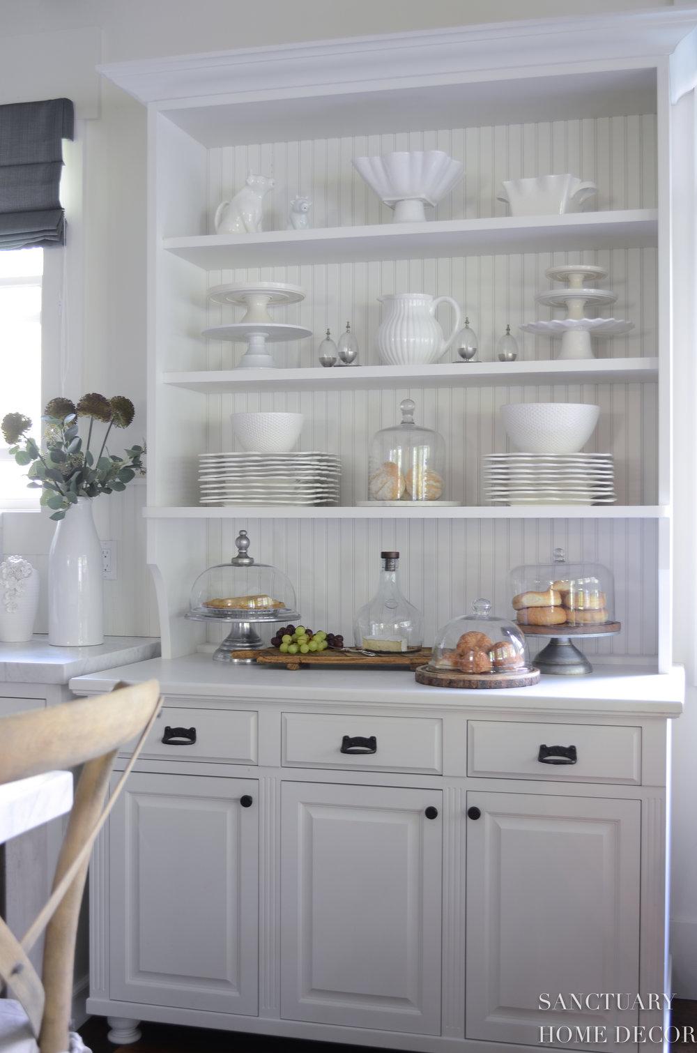white country kitchen essentials