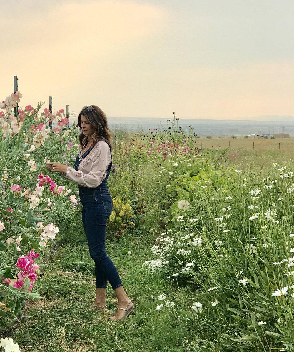 Karen Snyder-Flower Farm