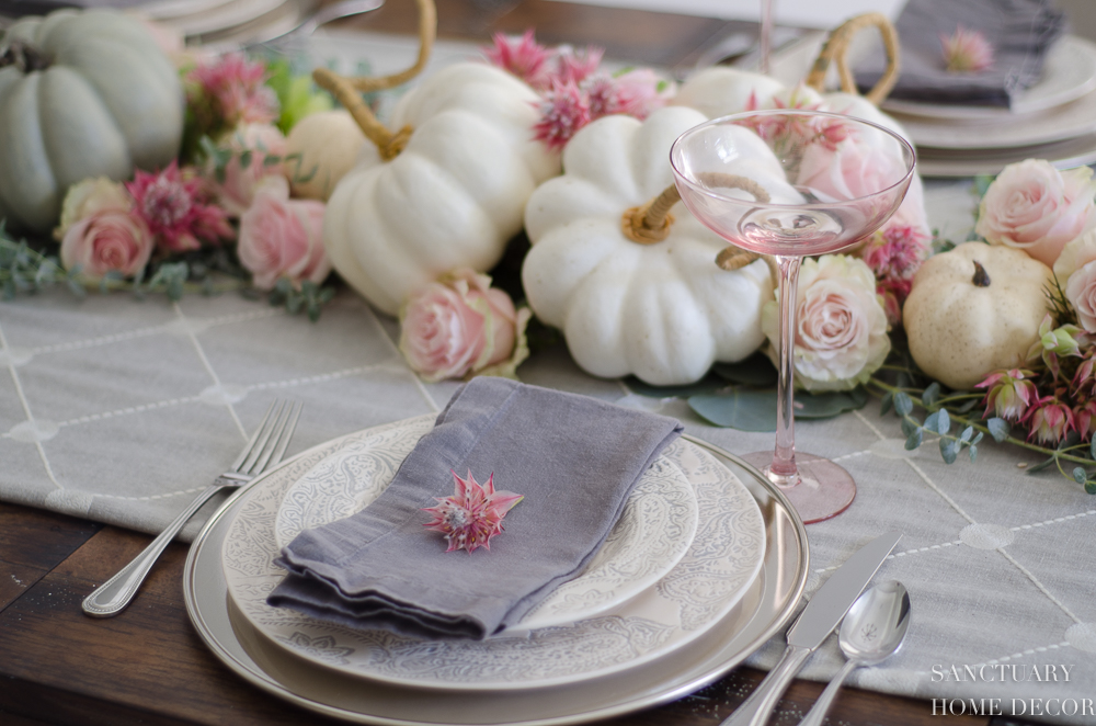 Pastel Fall Tablescape -Pink-Green-White-9.jpg