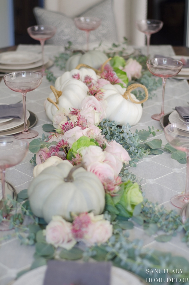 Pastel Fall Tablescape -Pink-Green-White-11.jpg