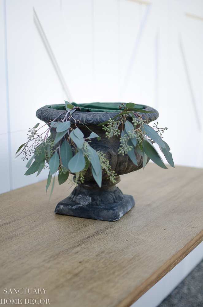 DIY Rose and Eucalyptus Centerpiece-5.jpg