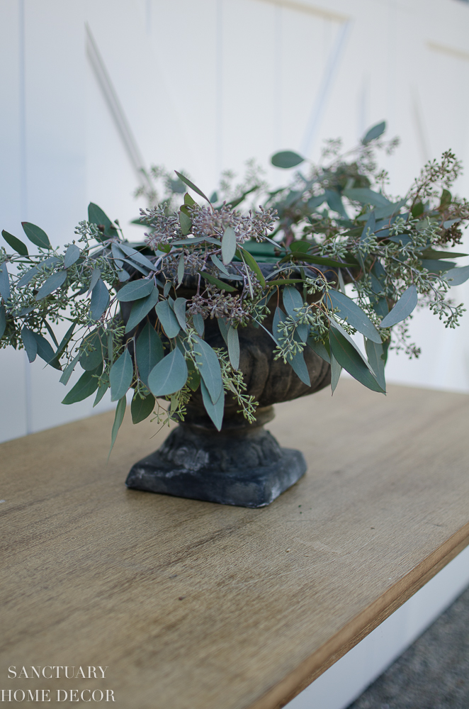 DIY Rose and Eucalyptus Centerpiece-7.jpg