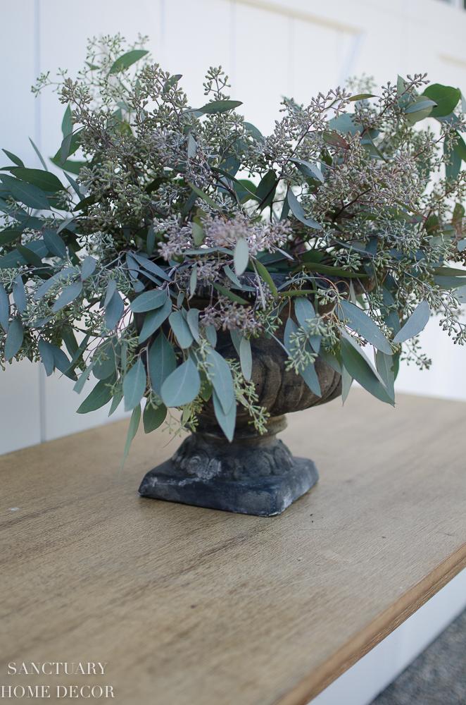 DIY Rose and Eucalyptus Centerpiece-9.jpg