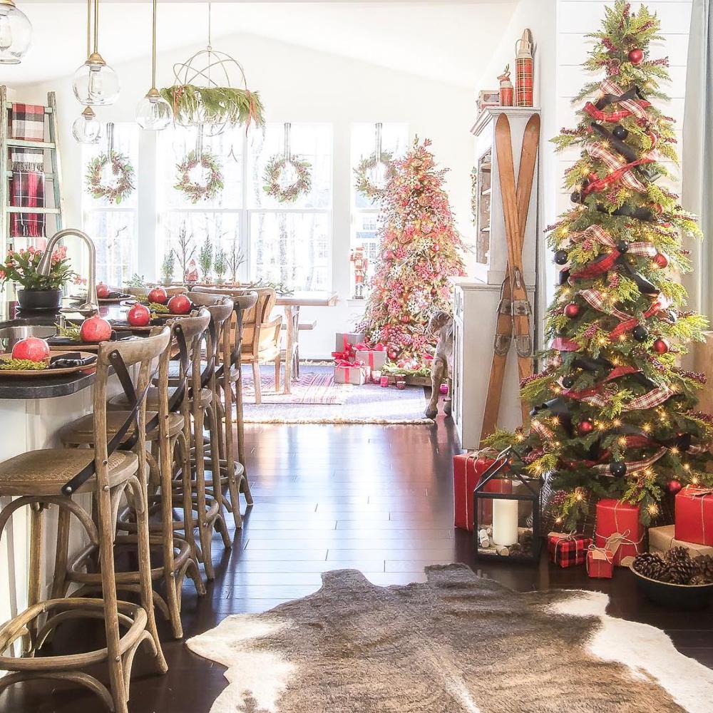 16 Inspiring Christmas Tree Decorating Ideas — SANCTUARY HOME