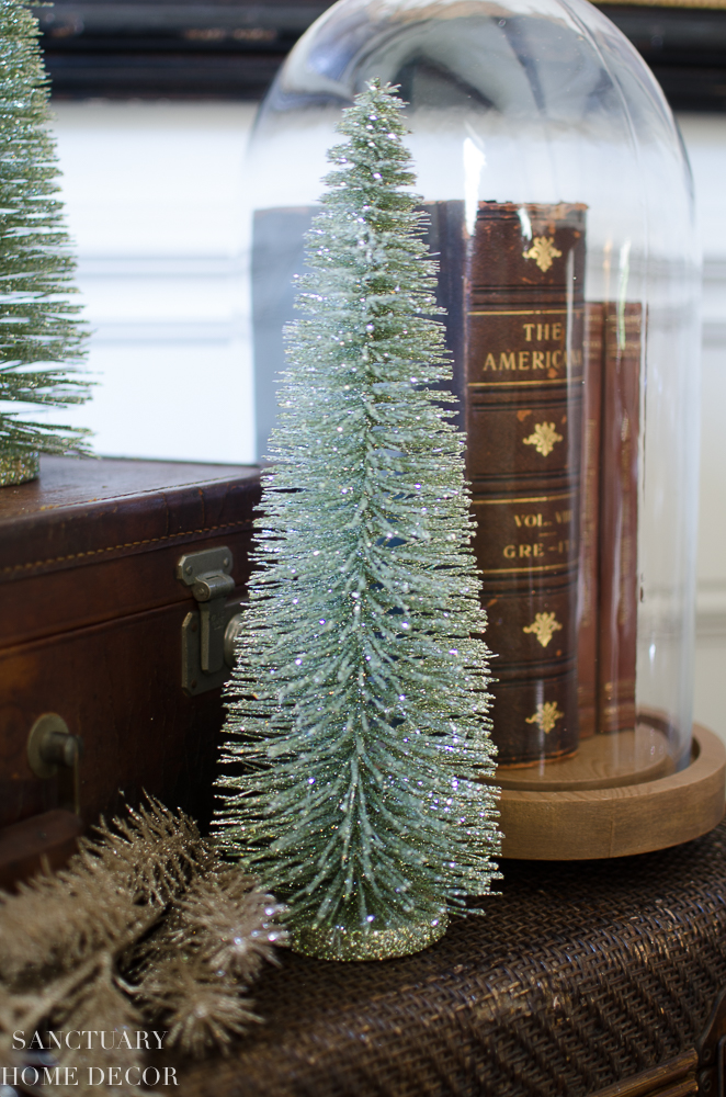 Christmas Decorating Ideas Blush, Gold and Copper