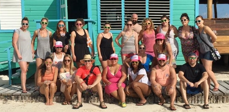 Caye Caulker, Belize 2016: Snorkeling, Sailing, Shark Ray Alley, The Split, Floaty Fest, and LOBSTER.